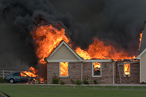 Fire and Natural Disaster Home Insurance (VA, MD, DC)